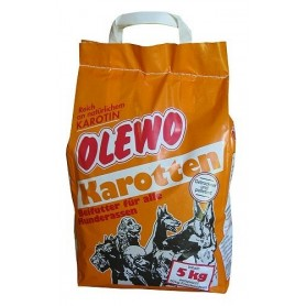 Zanahoria Olewo para perros 5kg