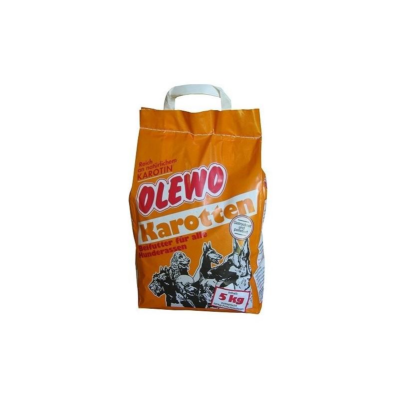 OLEWO Zanahorias para perros 5kg