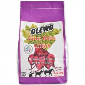 Remolacha roja para Perros Olewo 7,5kg