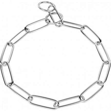 HALSKETTE EDELSTAHL - Collar de Cadena Inox 3mm HS Sprenger®