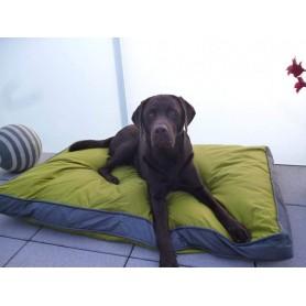OUTDOORKISSEN - Cama para Perros XXL |Colchón de Perro 120x80x8 lavable