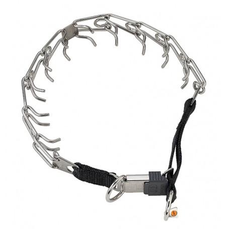 Collar Pinchos de ahogo con Click Inox HS Sprenger®