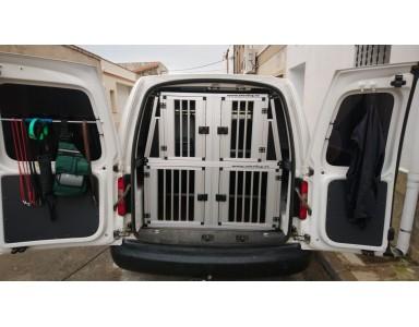 Preciosos Boxes Axesdog para VW Caddy Entregados!